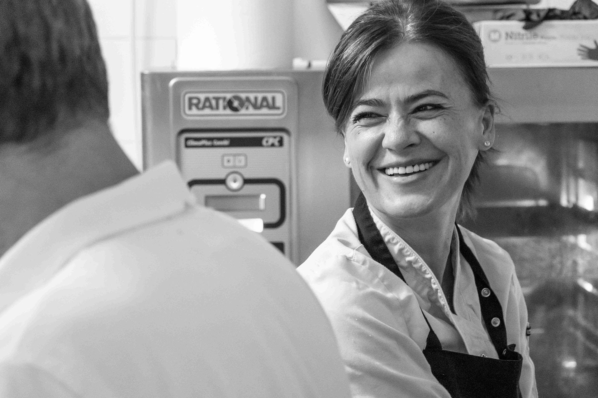 Savanna Restuarante Chef Cristina de Antonio